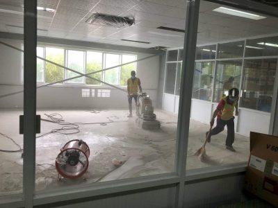 dịch vụ sơn sàn Epoxy